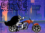 Batman Drive - Classic Dirt Bike Game